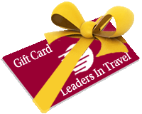 Leaders In Travel Gift Card